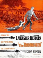 The Unforgiven movie poster (1960) picture MOV_92c5118f