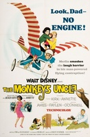 The Monkey's Uncle movie poster (1965) picture MOV_92c617fd