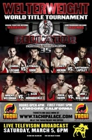 Bellator Fighting Championships movie poster (2009) picture MOV_92c66fb0