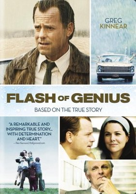 Flash of Genius movie poster (2008) poster MOV_92ce03c1