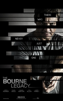 The Bourne Legacy movie poster (2012) poster MOV_92d00bbc