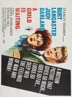 A Child Is Waiting movie poster (1963) picture MOV_92d23a3e