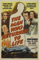The Man Who Returned to Life movie poster (1942) picture MOV_92e17bf4