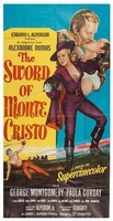 The Sword of Monte Cristo movie poster (1951) picture MOV_92efaa5c
