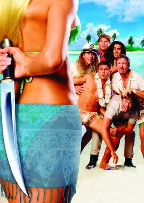 Club Dread movie poster (2004) poster MOV_92f38b2e