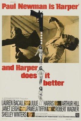 Harper movie poster (1966) poster MOV_92f46478