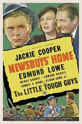 Newsboys' Home movie poster (1938) poster MOV_92f5bea4