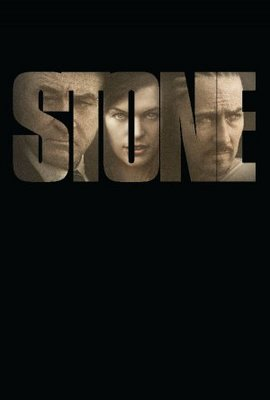 Stone movie poster (2010) poster MOV_92f93543