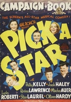 Pick a Star movie poster (1937) picture MOV_92f9f902