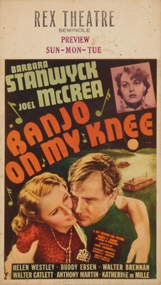 Banjo on My Knee movie poster (1936) poster MOV_92fa0f90