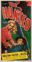 The Hunted movie poster (1948) picture MOV_92fac6b0