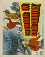 Thunder in God's Country movie poster (1951) picture MOV_92fbacf1