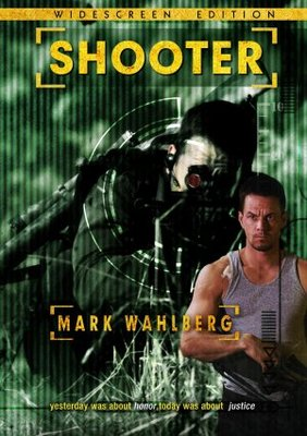 Shooter movie poster (2007) poster MOV_92fd2e55