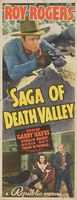 Saga of Death Valley movie poster (1939) picture MOV_93020b68