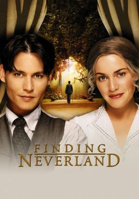 Finding Neverland movie poster (2004) poster MOV_93049b4b