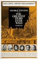 The Greatest Story Ever Told movie poster (1965) picture MOV_930942d8