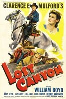 Lost Canyon movie poster (1942) picture MOV_930d983c