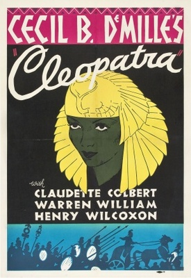 Cleopatra movie poster (1934) poster MOV_9311ce45