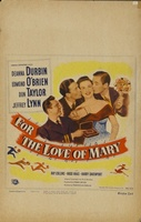 For the Love of Mary movie poster (1948) picture MOV_9318aa63
