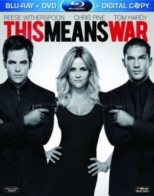This Means War movie poster (2012) poster MOV_9319a1b0