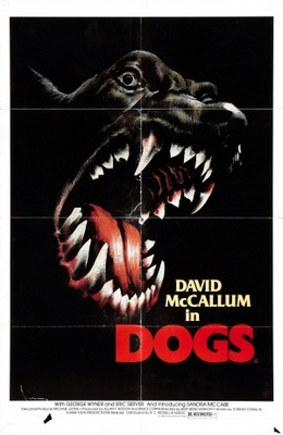 Dogs movie poster (1976) poster MOV_931caae8