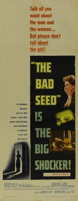 The Bad Seed movie poster (1956) poster MOV_9323a707