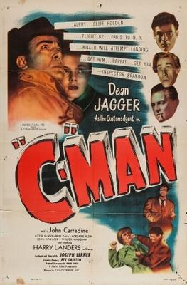 C-Man movie poster (1949) poster MOV_9324081b