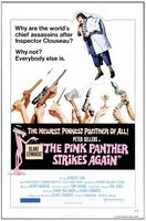The Pink Panther Strikes Again movie poster (1976) picture MOV_9330d483