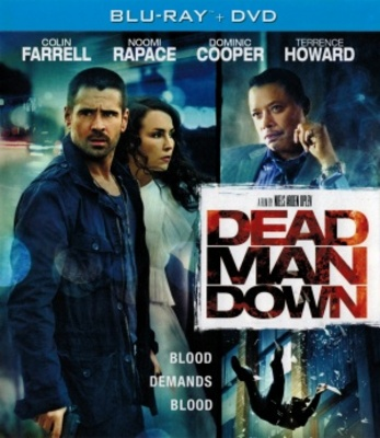 Dead Man Down movie poster (2013) poster MOV_9334a56b