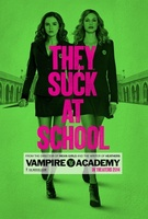Vampire Academy: Blood Sisters movie poster (2014) picture MOV_2adcac35