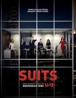 Suits movie poster (2011) picture MOV_933d25e4