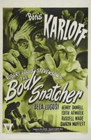 The Body Snatcher movie poster (1945) picture MOV_934ca103