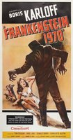 Frankenstein - 1970 movie poster (1958) picture MOV_21a2d90c