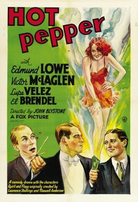 Hot Pepper movie poster (1933) poster MOV_9358fffe
