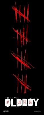 Oldboy movie poster (2013) poster MOV_935f2522
