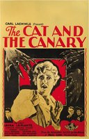 The Cat and the Canary movie poster (1927) picture MOV_936475a8