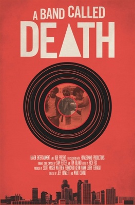 A Band Called Death movie poster (2012) poster MOV_93650fe8