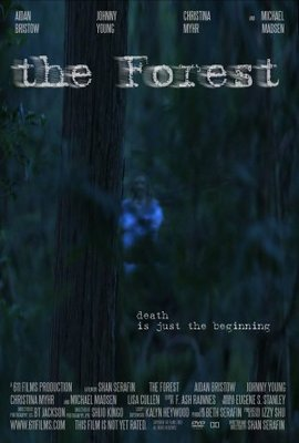 The Forest movie poster (2011) poster MOV_93667188