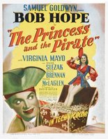The Princess and the Pirate movie poster (1944) picture MOV_9381f4ad