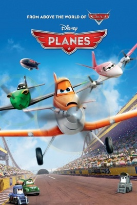 Planes movie poster (2013) poster MOV_9382d5ce