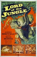 Lord of the Jungle movie poster (1955) picture MOV_93834f8a