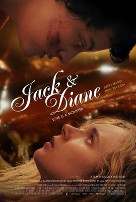Jack and Diane movie poster (2012) poster MOV_93875b86