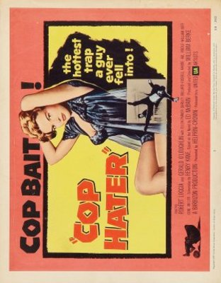 Cop Hater movie poster (1958) poster MOV_939850c9