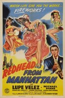 Redhead from Manhattan movie poster (1943) picture MOV_939b9208