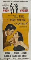 All the Fine Young Cannibals movie poster (1960) picture MOV_93a5f8c0