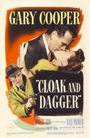 Cloak and Dagger movie poster (1946) picture MOV_93ab34f8