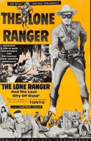 The Lone Ranger and the Lost City of Gold movie poster (1958) picture MOV_93aed0c3