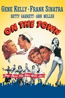 On the Town movie poster (1949) picture MOV_93b536a5