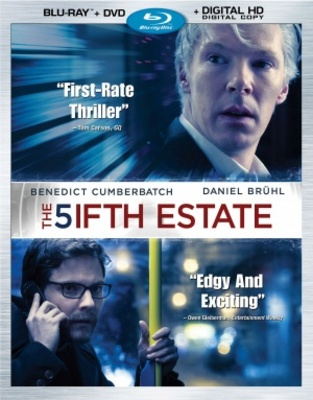 The Fifth Estate movie poster (2013) poster MOV_93b5c7a3