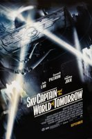 Sky Captain And The World Of Tomorrow movie poster (2004) picture MOV_93b69d43